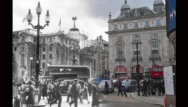 Londres, pasado y presente