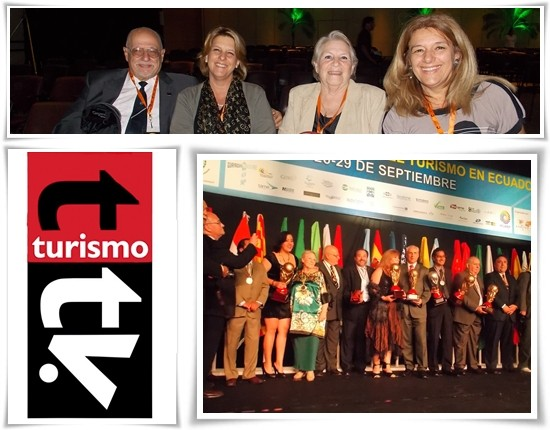 Entrega de Premios FITE 2013