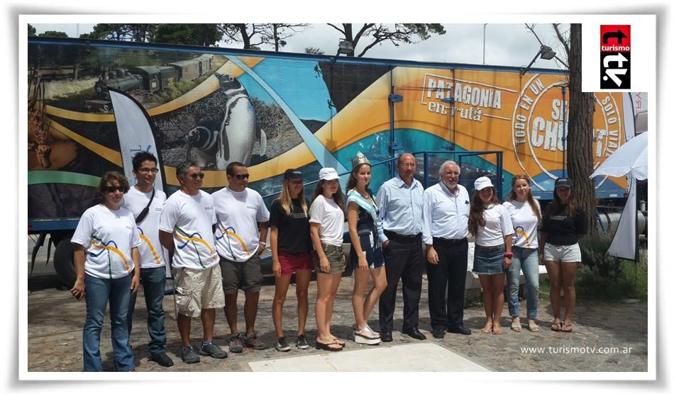 Américo Austin y Alfredo Baldini firman Convenio de Cooperación en Pinamar