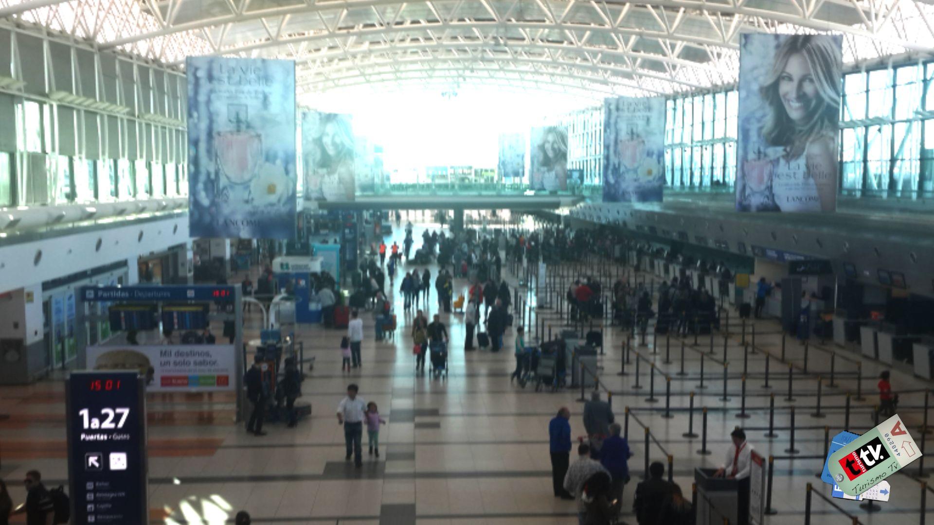 Aeropuerto Internacional de Ezeiza, Buenos Aires, Argentina