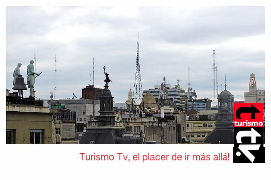 Buenos Aires en Turismo Tv, Televisión Turística