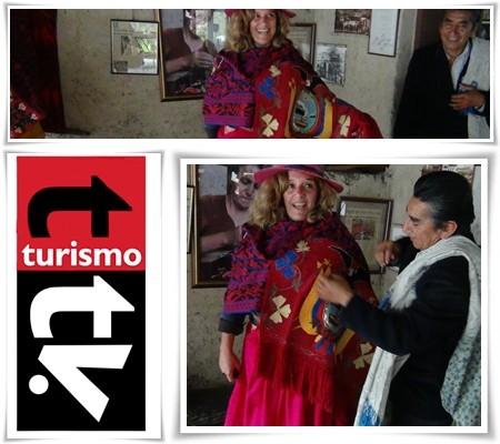 Tejidos típicos artesanales, Ecuador Turismo