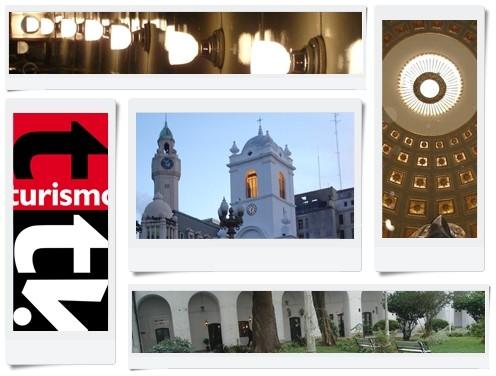 Buenos Aires Ciudad Turismo Tv Televisión Turística Gabriela marinelli San Telmo Colectivos