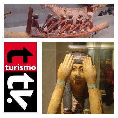 Turismo Tv en el Museo de El Louvre. Turismo Tv, televisión turística