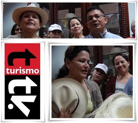 Sombreros de Paja Toquilla, Ecuador Turismo