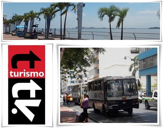 Guayaquil, la indescriptible Turismo Tv, Televisión Turística
