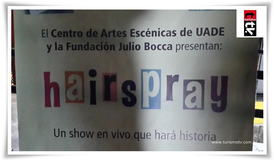 Hairspray Elenco Uade