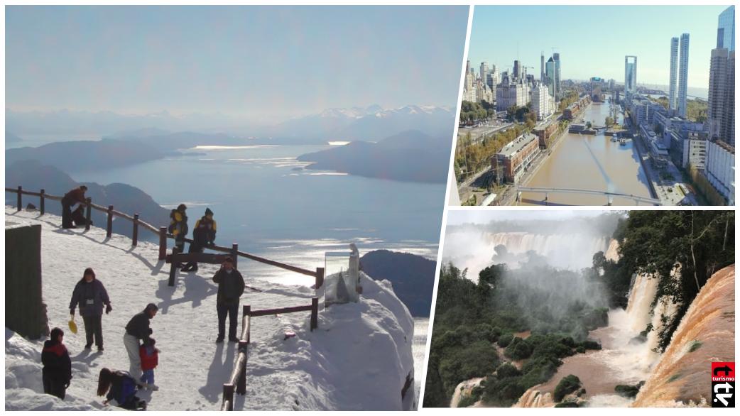 Turismo en Sudamérica en televisión turística tv