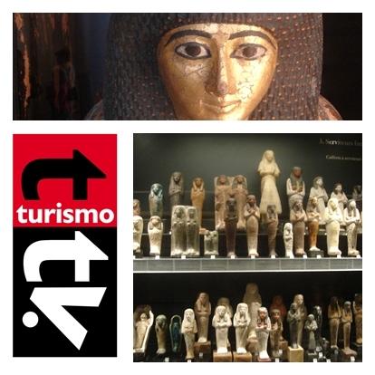 Turismo Tv en París. Museo de El Louvre en Turismo Tv, televisión turística