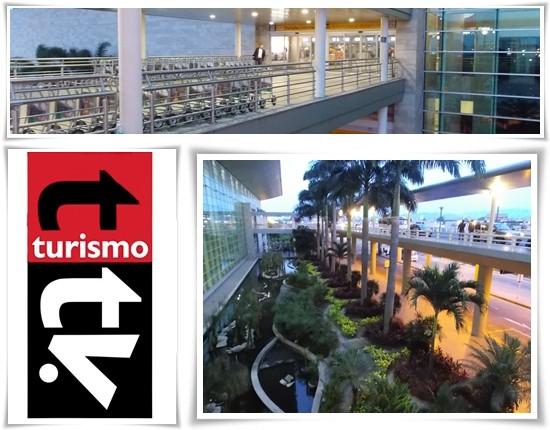 Aeropuerto de Guayaquil Turismo Tv, Televisión Turística