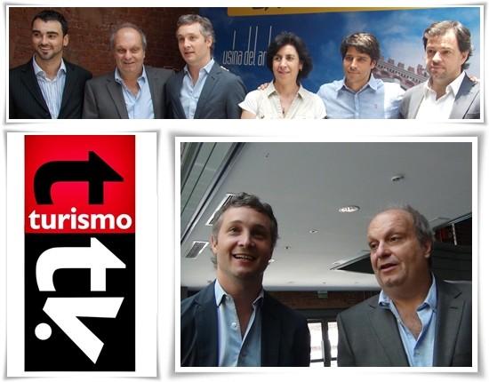 Hernán Lombardi y Fernando de Andreis para una nueva etapa en Turismo Ciudad de Buenos Aires