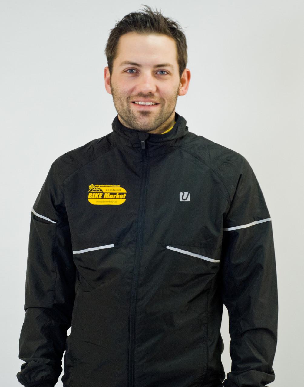 Marcel Seidel ist Fahrer und Teil des Managements im BIKE Market Team