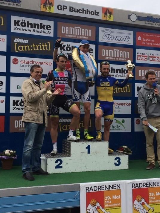 3. Platz Stefan Lange, KT/A/B/C Buchholz 2014