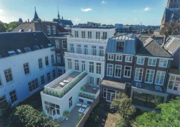 tansformatie kantoor naar appartementen Den Haag