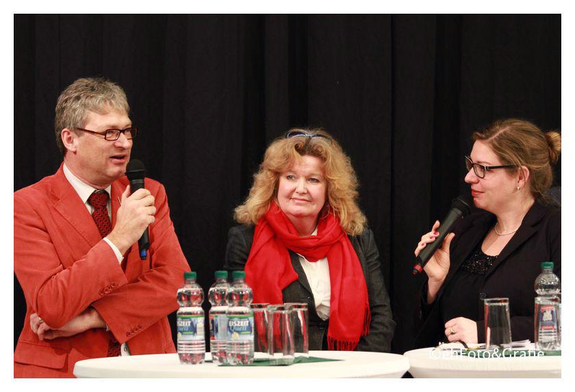 Barbara Traub, Jochen Gewecke