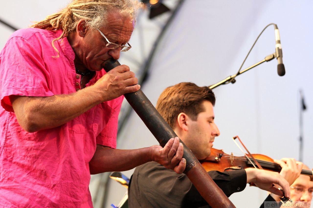 Klaus Burger_Didgeridoo