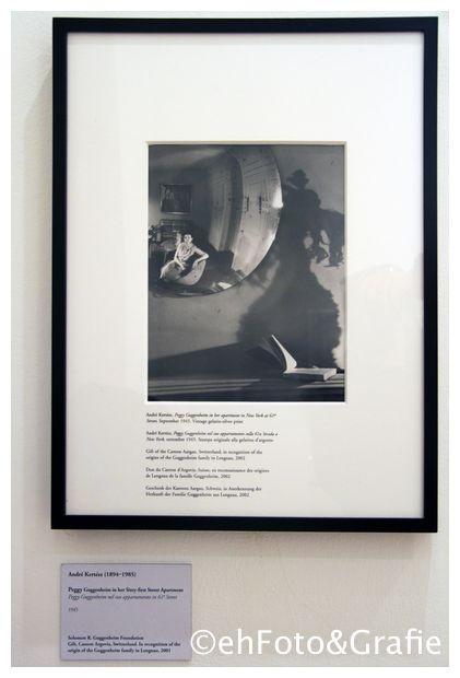 André Kertész | foto - Peggy Guggenheim