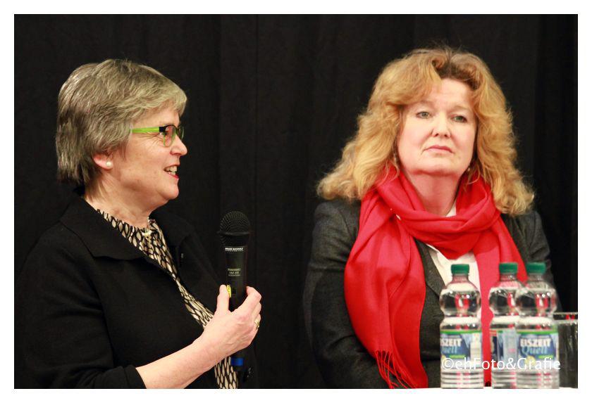 Prof. Dr. Ulrike Schuler, Barbara Traub
