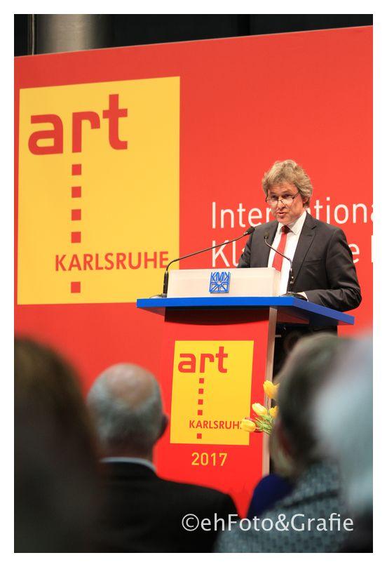 Dr. Frank Mentrup, Oberbürgermeister Karlsruhe