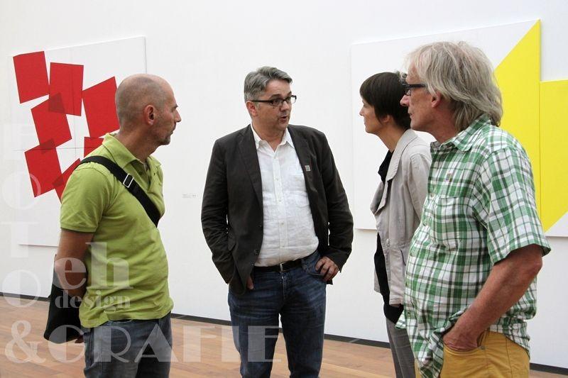 Ralf Ehmann, Reinhold Maas, Jutta Fischer, Markus Wilke