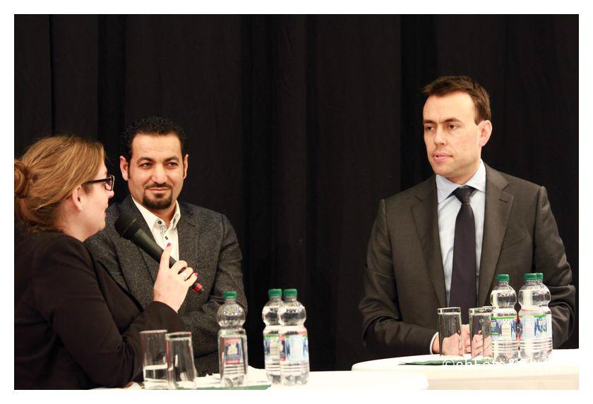 Dr. Mahmoud Abdallah, Dr. Nils Schmid