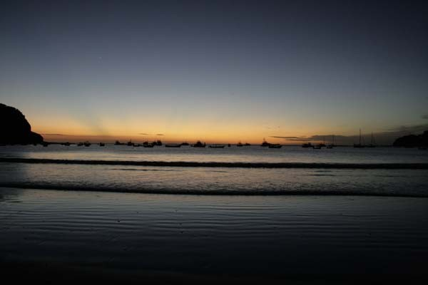 Bahia de San Juan del Sur
