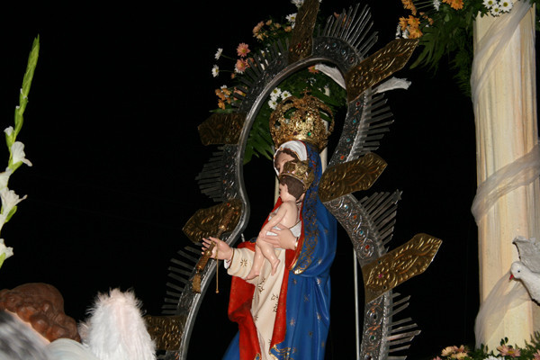 Santa María de la Concepción. La Patrona.