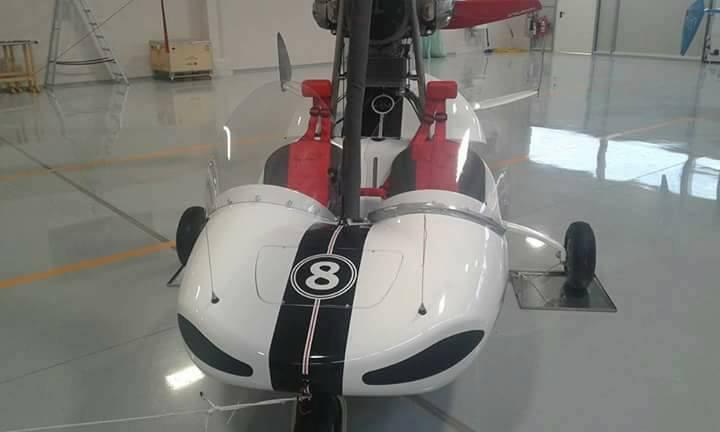 autogire Spirit concept cote/cote