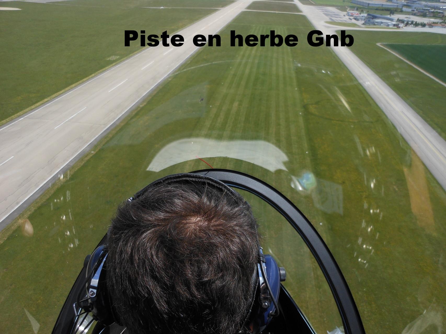 Atterrissage autogire Grenoble Volitude