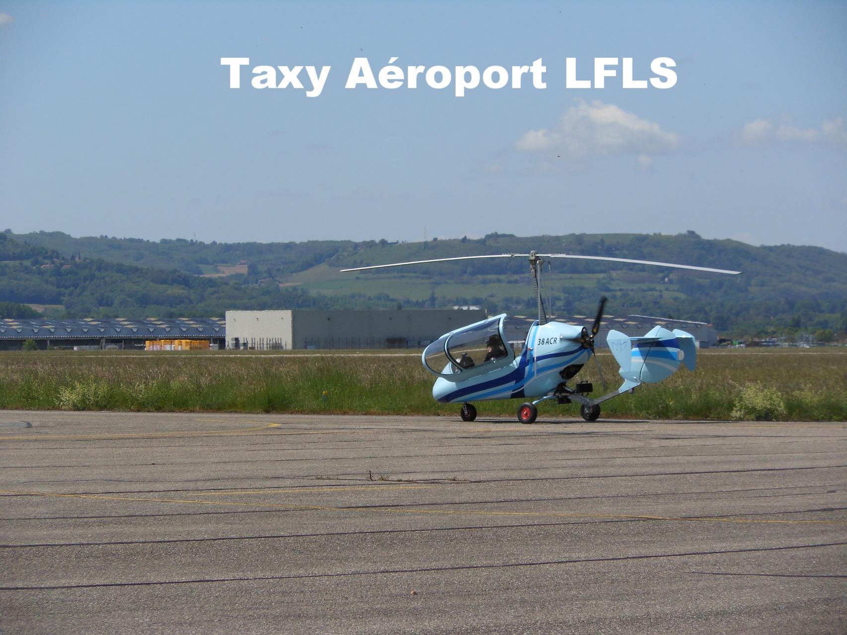 Autogire Liberty avec cabine Volitude