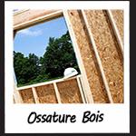 Construction de Maison à Ossature Bois