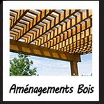 Aménagements Bois : Pergolas, Terrasse, Bardage...