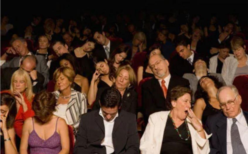 Das begeisterte Publikum bei unseren Lesungen