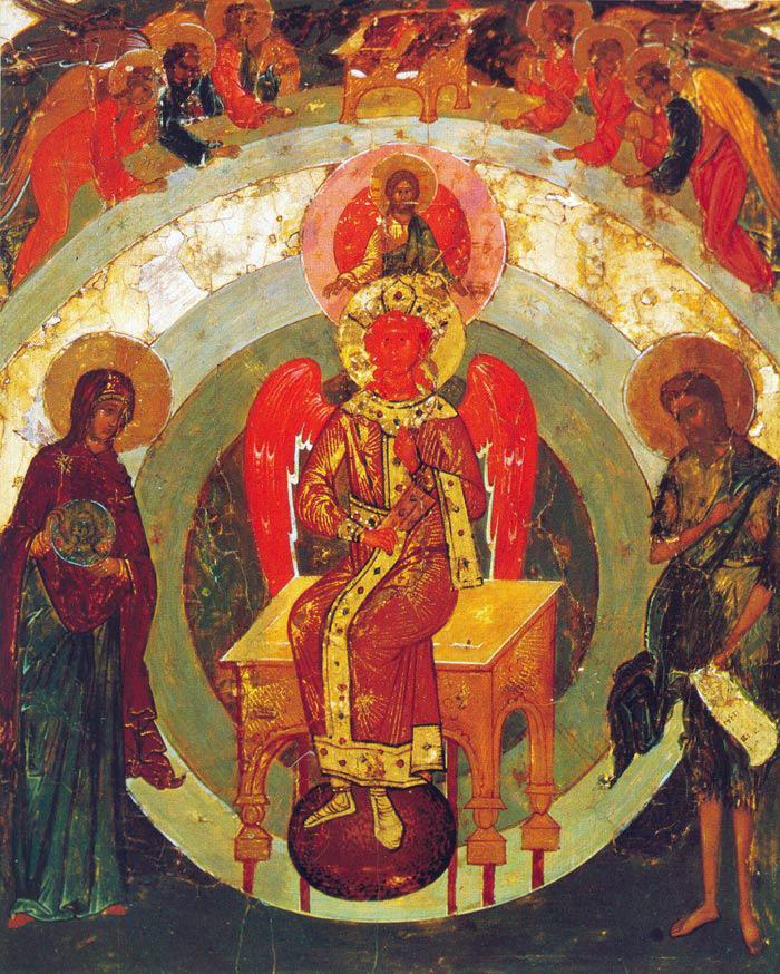 Santa Sophia, Sophienkathedrale, Nowgorod, 11. Jhd.