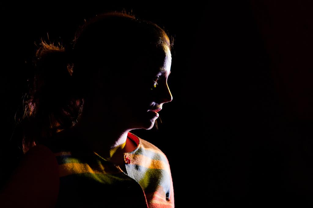 Nadine Konietzny in SHIRLEY VALENTINE - Cabaret des Grauens 2012