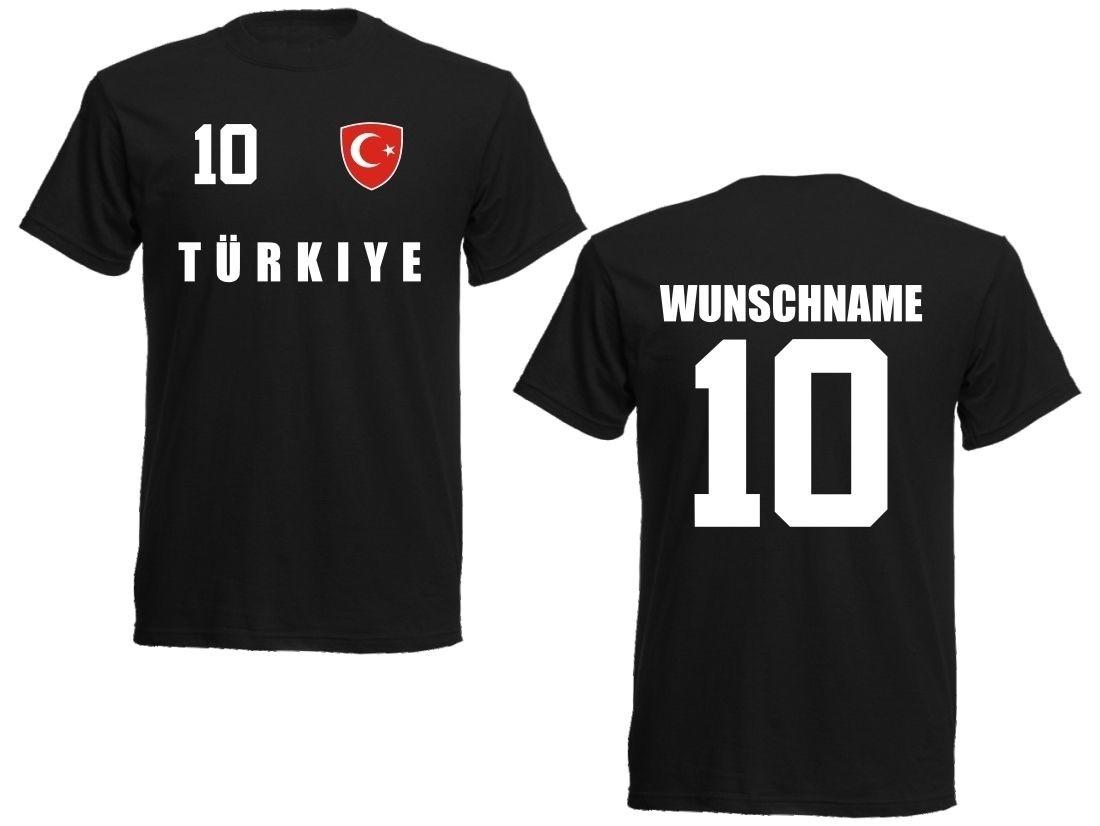 S M L XL XXL SERBIEN T-Shirt Trikot inkl NR Druck NAME -- Gr