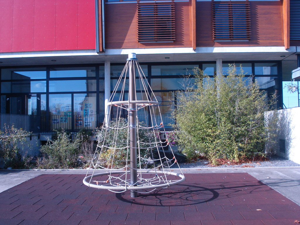 Drehbaum / Pausenplatz