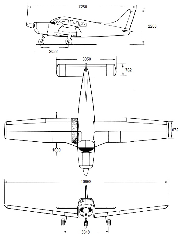 Piper Cherokee PA-28 Archer II