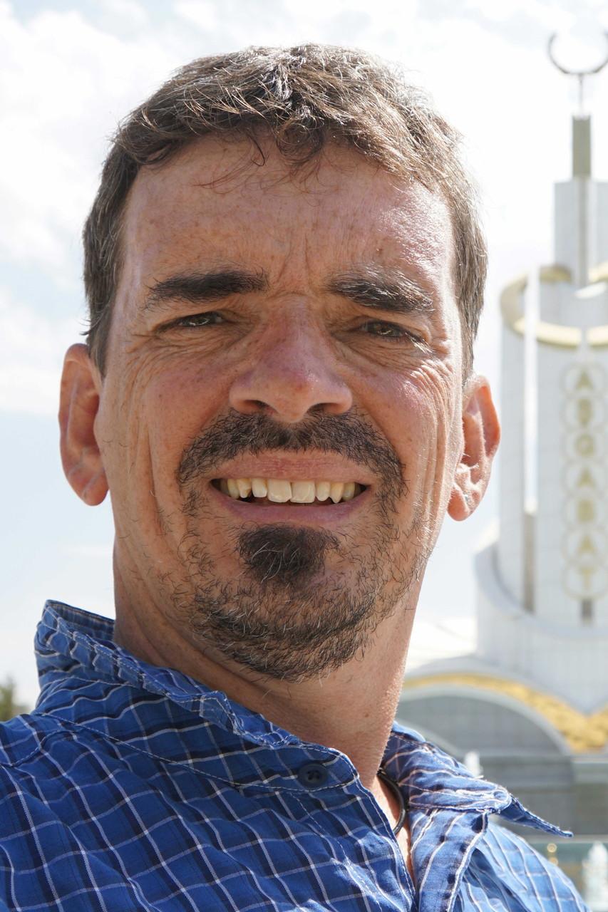 JULI 2015 - Turkmenistan (Ashgabat - Hauptstadt)