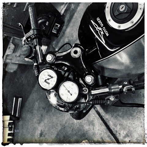 Moto Guzzi Le Mans 1