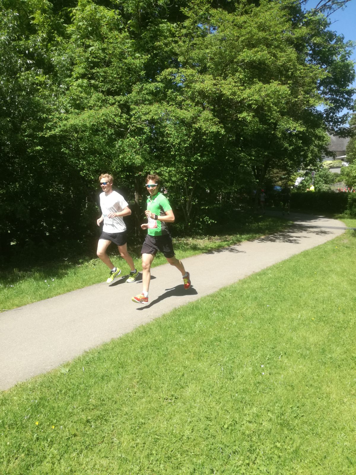 Wings for Life App-Run in Ried