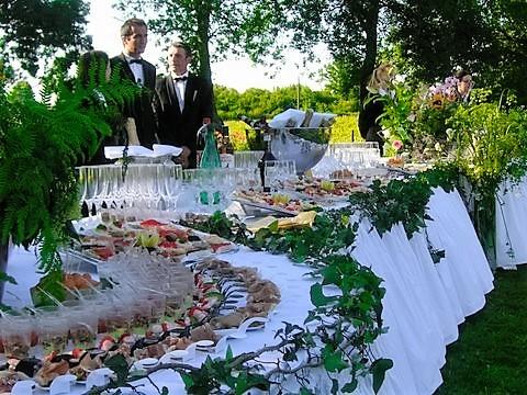 Country Wedding Buffet Richard Traiteur Charentes A Saintes
