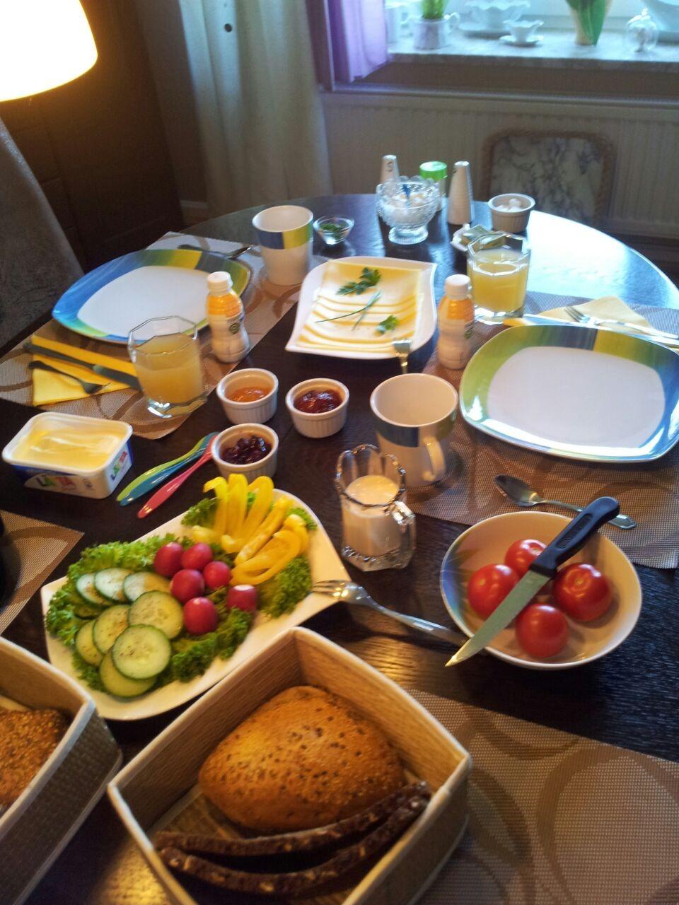 Ein guter Start in den Morgen beginnt mit einem leckeren Frühstück