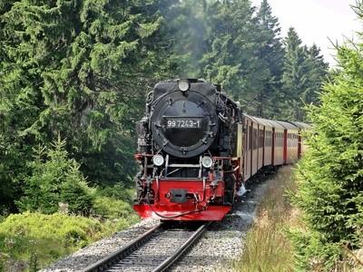 Die Brockenbahn / Luise  / pixelio.de