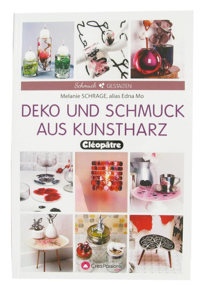 Deko und Schmuck aus Kunstharz - von Edna Mo - Schmuck, Polymer Clay ...
