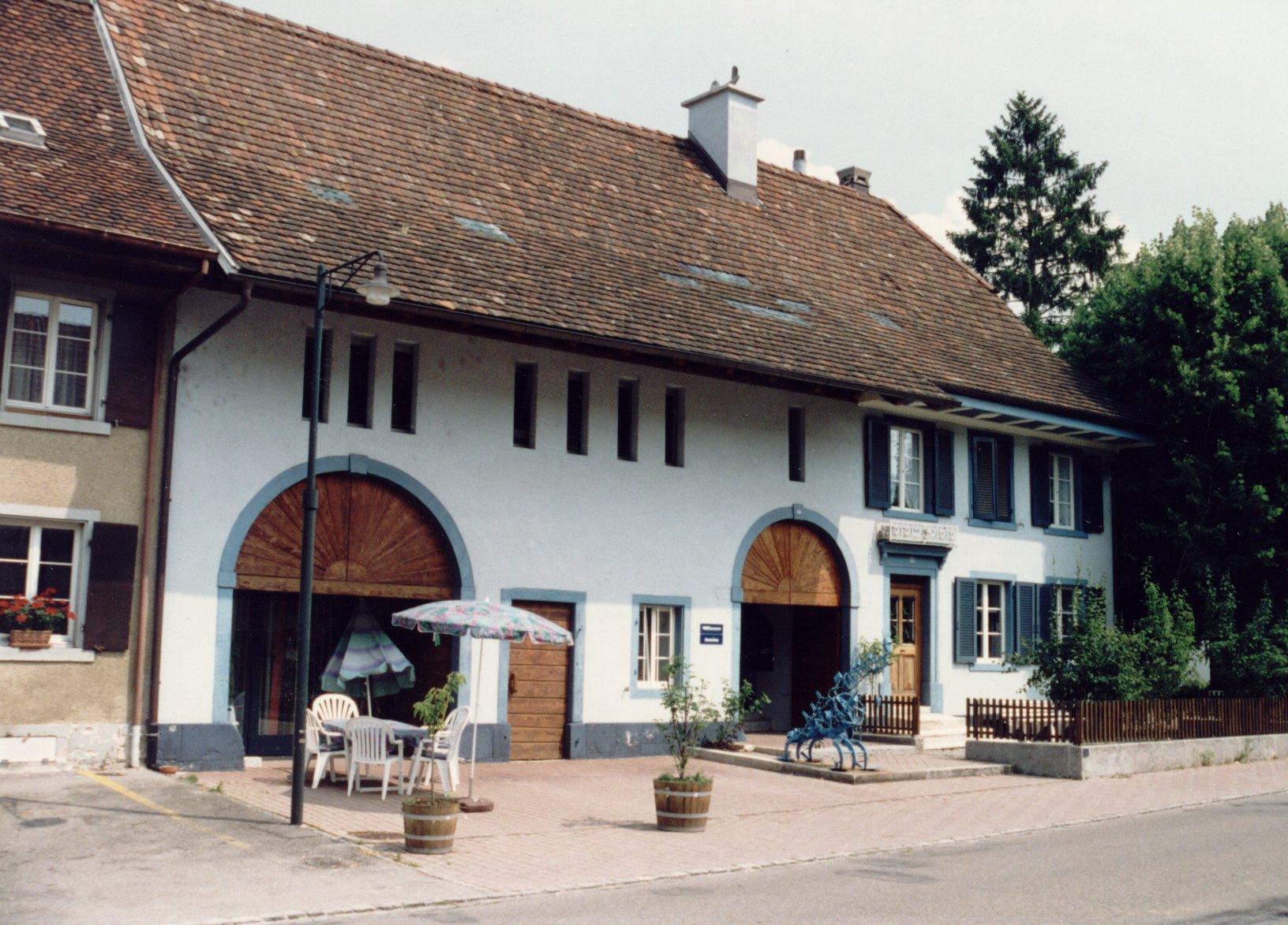WG- und Co-Living-Bauernhaus heute