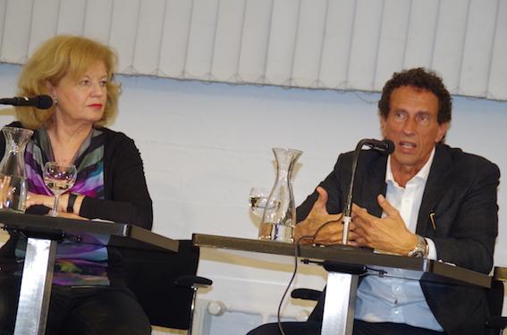 Dr. Cornelie Sonntag-Wolgast im Gespräch mit Prof. Dr. Julian Nida-Rümelin