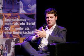 Björn Böhning, Staatssekretär im Bundesministerium für Arbeit und Soziales,  Foto: Florian Büh/www.Gutes-Foto.de