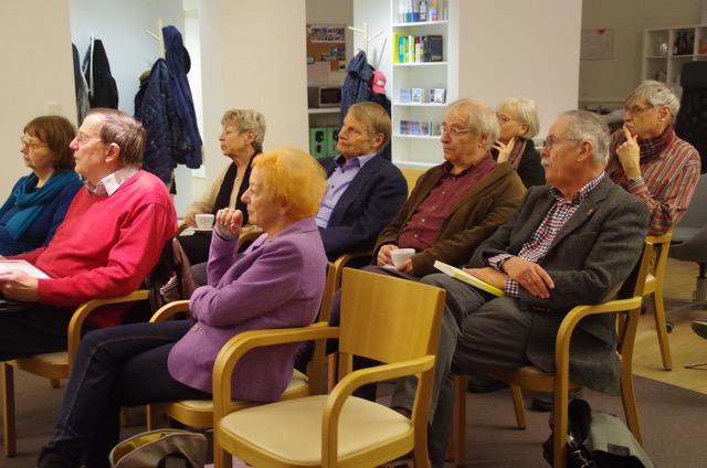 Mitgliederversammlung beim Murmann Verlag, 2019