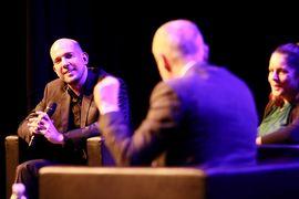 Moderation durch NDR-Redakteur Mischa Kreiskotti, Foto: Florian Büh/www.Gutes-Foto.de